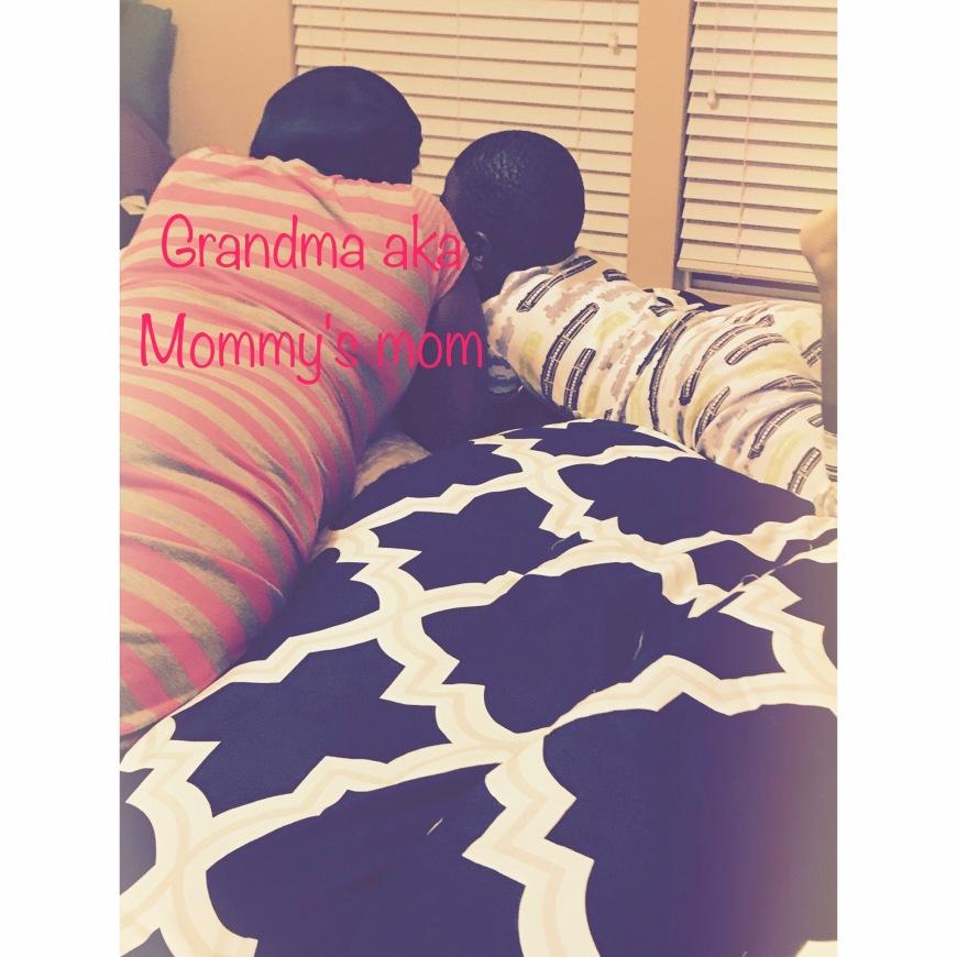 mommys mom
